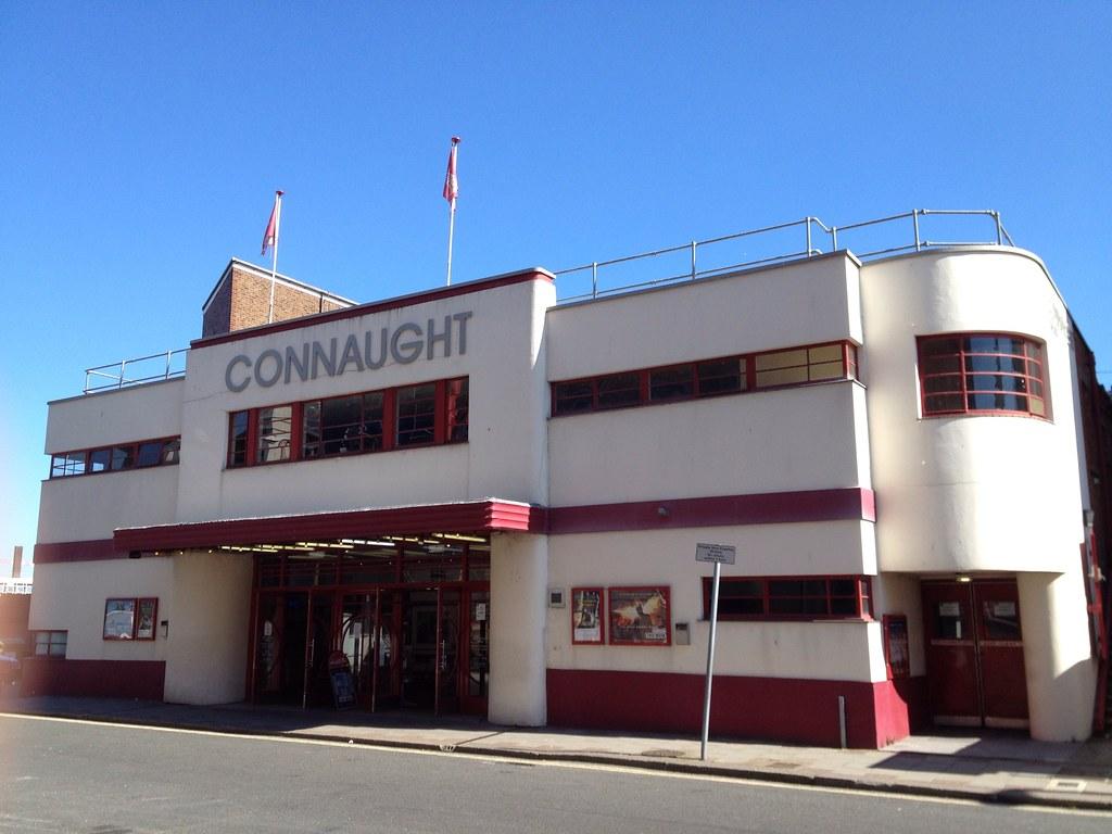 the Connaught Theatre