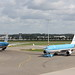 KLM (asia) Royal Dutch Airlines Boeing 777-200 and Airbus A330-200
