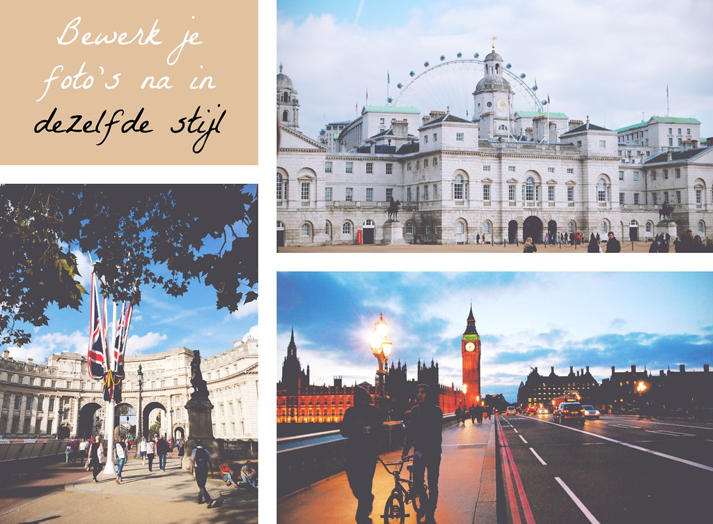 Fotografie tip: bewerk je foto's na in dezelfde stijl | via It's Travel O'Clock