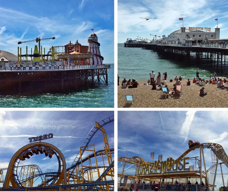 Muelle de Brighton en Inglaterra brighton - 28613728720 afa4862590 o - Brighton, la playa de Londres