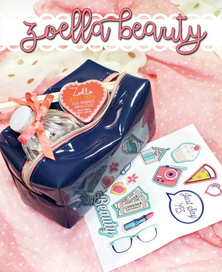 zoella beauty review and giveaway