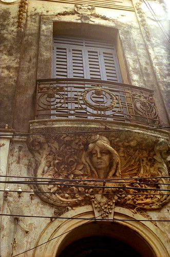 Old bas-relief | by CarlosMF