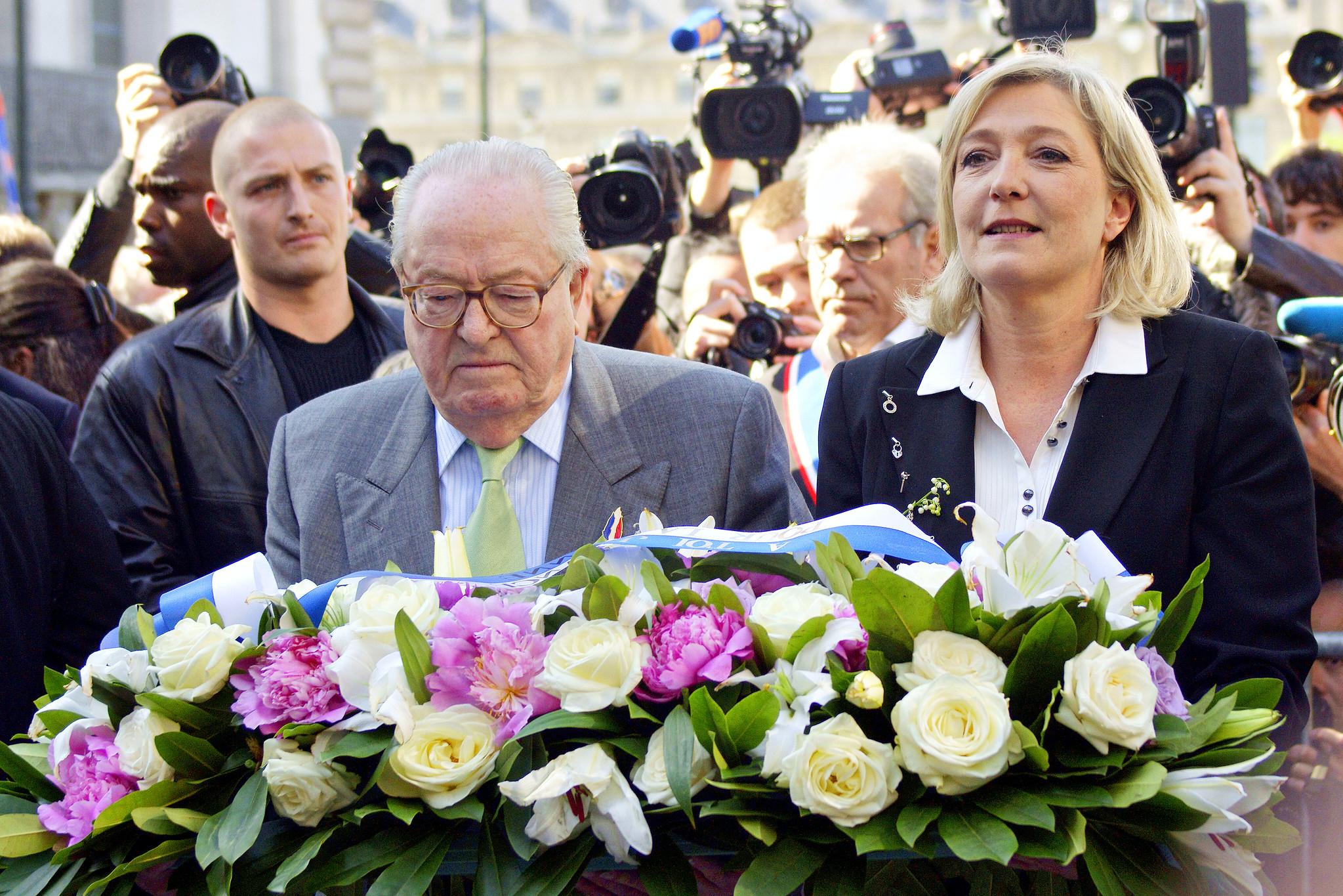 Le Pen no es hija del liberalismo