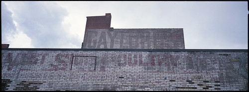 I miss the Cleveland painted signs. | by ⓁⒶⓂⓁⓊⓍ