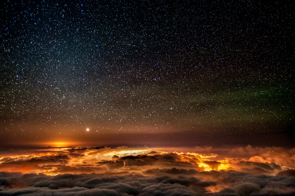 чего фото звездного неба настройки задумывались