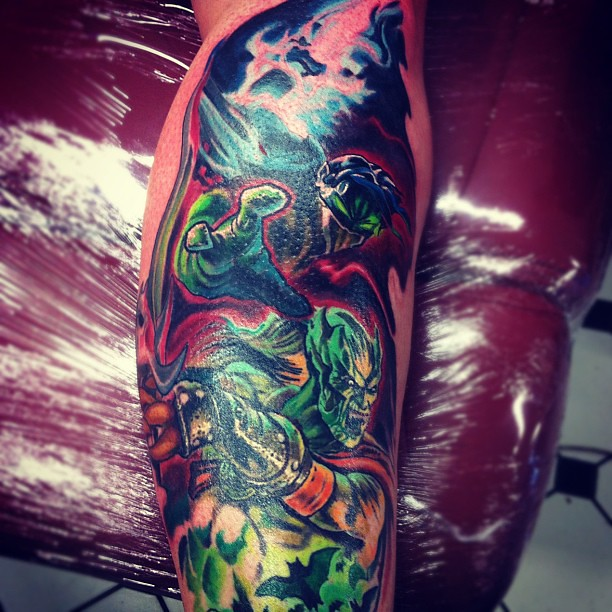 Soul reaver #game #tattoo #leg #colours #ps2 #classic | Flickr