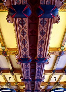 Orpheum Theatre Ceiling | by Demetrios Lyras
