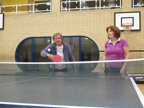 NHS Sports Initiative - Table Tennis | by Carolin Galvin