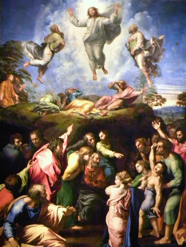 The Transfiguration of Christ | Ian Scott | Flickr