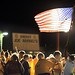 Vigil at Tent City