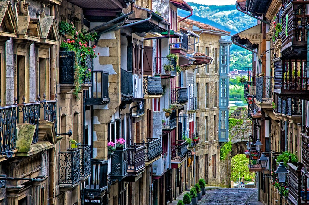 Hondarribia Spain  City new picture : Hondarribia, Spain | Chris Deakin | Flickr
