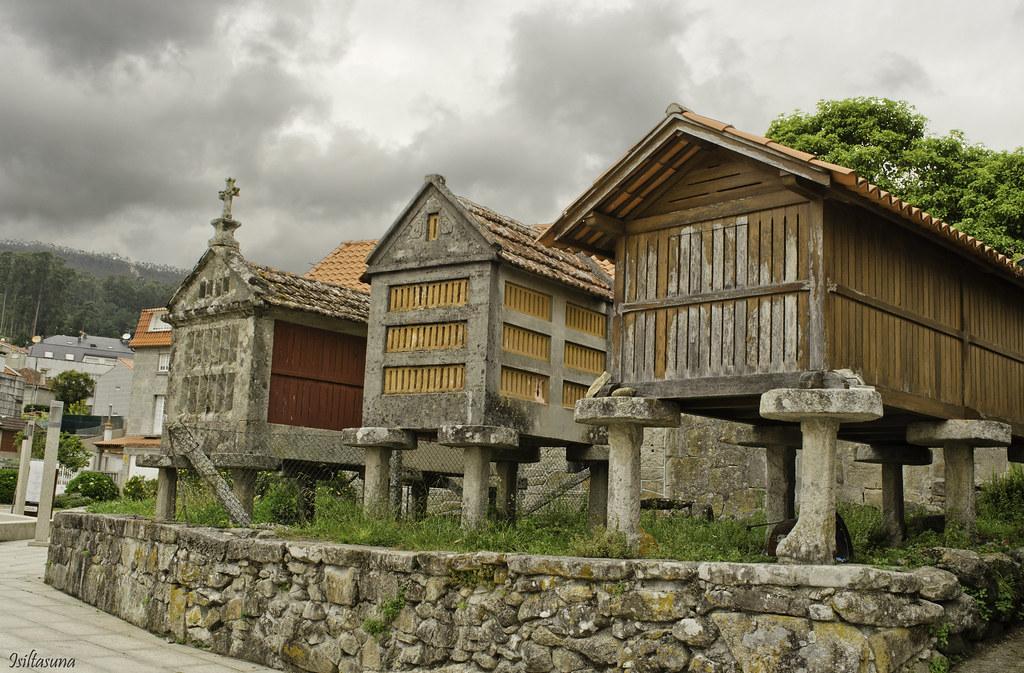 Resultado de imagen de Combarro Pontevedra imagenes