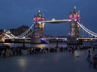 Tower Bridge Lights | by avail
