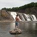 Fishing at Cohoes Falls-2689