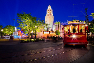 Disney California Adventure — All Aboard at Carthay Circle Station | by andy castro
