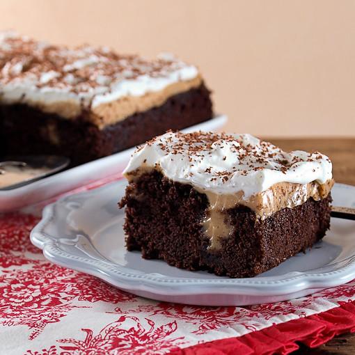 White Pudding Cake  X  Pan