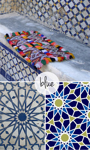 moroccan tiles | by the style files