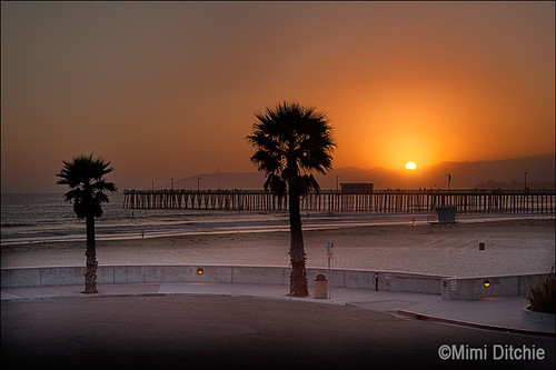 Pismo Sunset | by Mimi Ditchie