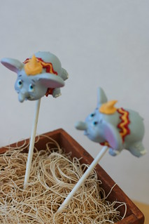 Dumbo Cake Pops | by Sweet Lauren Cakes