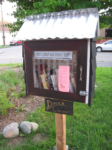 Little Free Library | by litlnemo