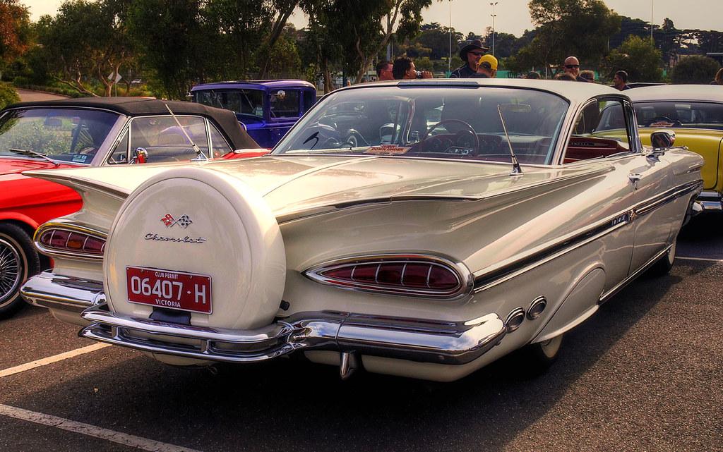 Chevy Impala 1959 1959 Chevy Impala by 54