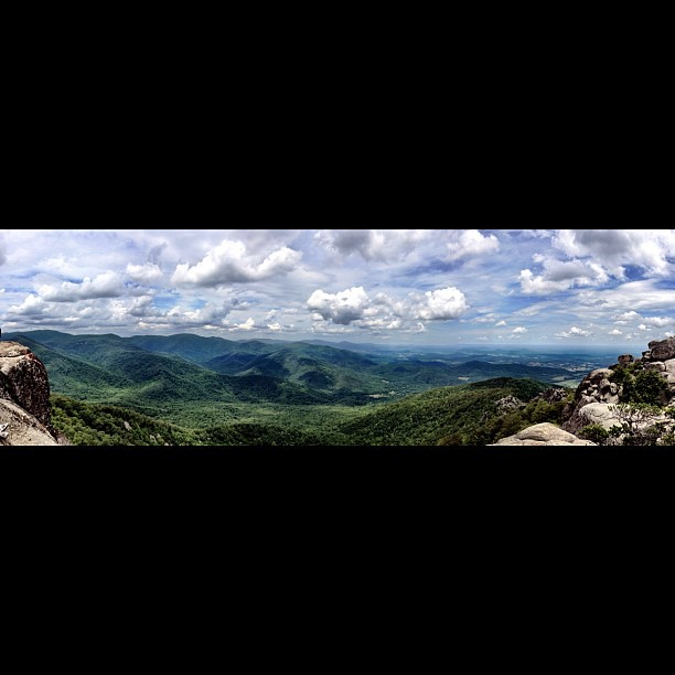 A Good Day At Old Rag. I Had Not Done This Hike For About