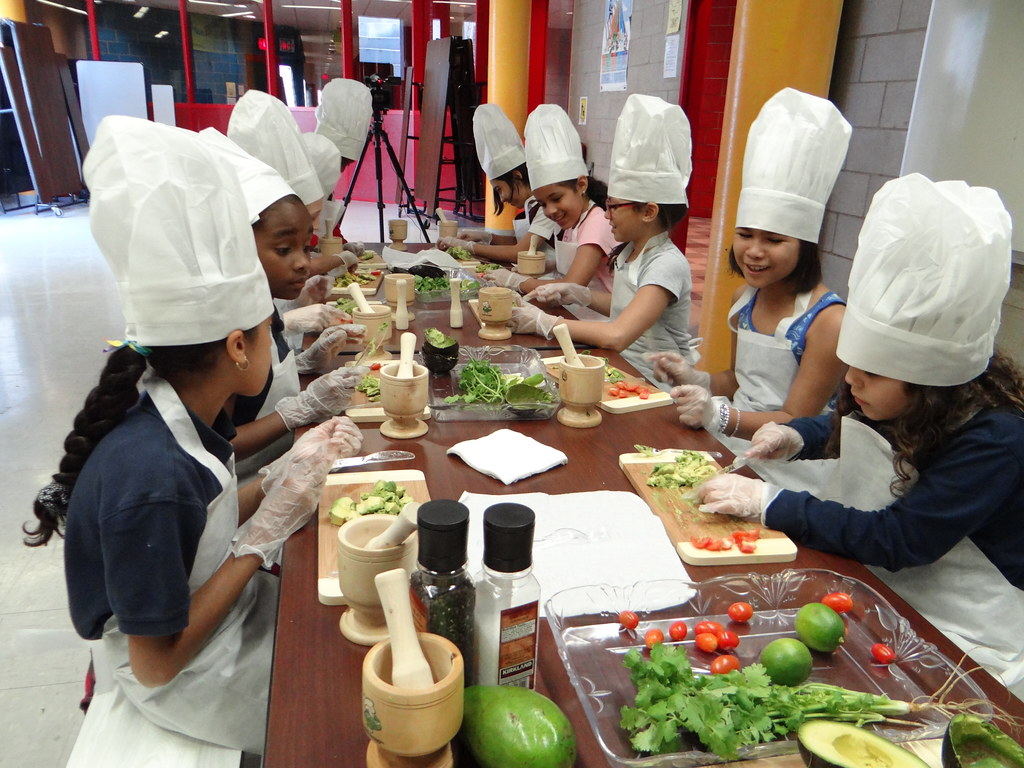 Coqui the Chef Nutrition Workshop Building Healthy Habits ...