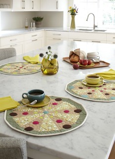 Satelite Place mats | by flossyblossy
