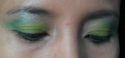 Wet 'N Wild Coloricon I Dream of Greenie Palette | by Earthlingorgeous