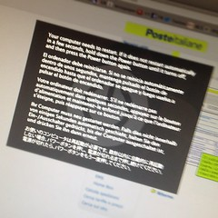 what #that #fuck #mac #kernel #panic | gnammyx | Flickr
