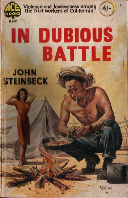 an analysis of in dubious battle by john steinbeck Plot overview and analysis written by an experienced literary critic  guide  includes a plot summary and brief analysis of in dubious battle by john  steinbeck.