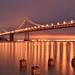 Dusk @ Bay Bridge