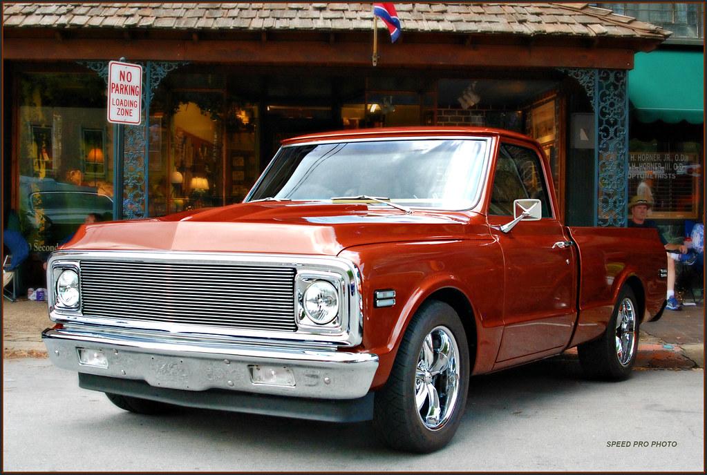 1968 Chevrolet C10 Pickup Speedprophoto Flickr