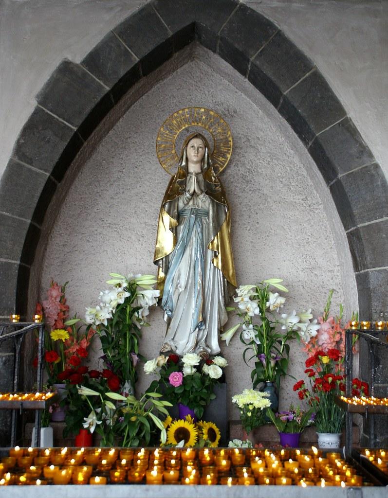 Frankfurt liebfrauenberg liebfrauenkirche madonna in de for Liebfrauenberg frankfurt