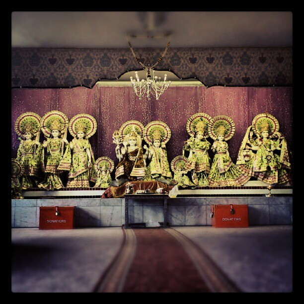 Hindu Temple Stockholm