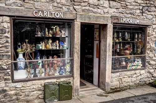 bric a brac shop castleton derbyshire this little old br flickr. Black Bedroom Furniture Sets. Home Design Ideas