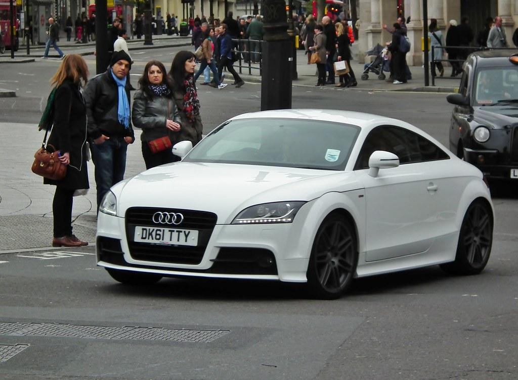 Audi Tt Black Edition  Audi Tt S Line Black Edition Tf Flickr