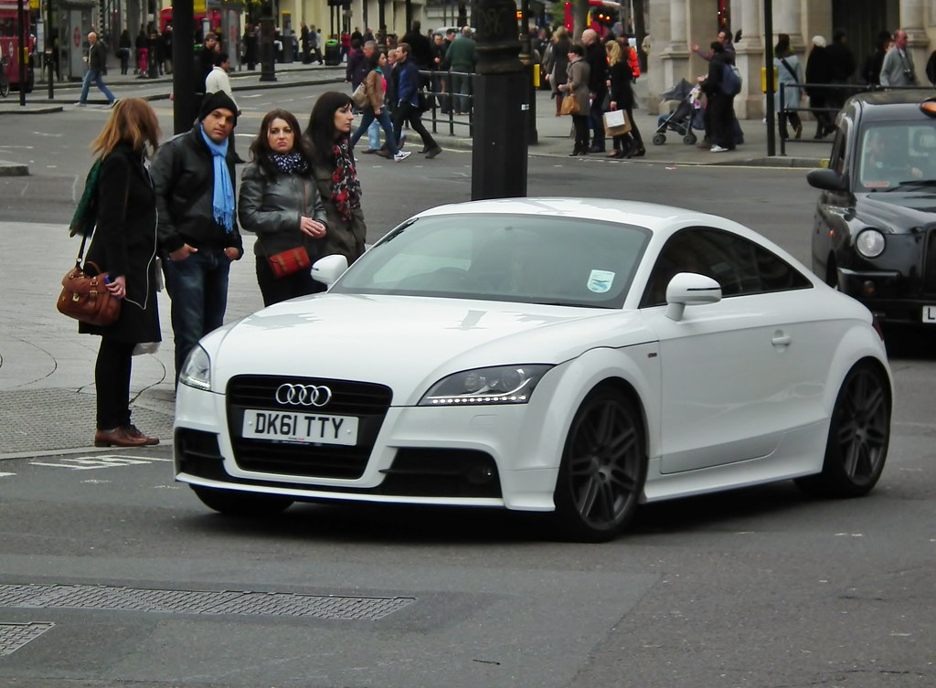 Audi Tt Black Edition 2011 Audi Tt S Line Black Edition