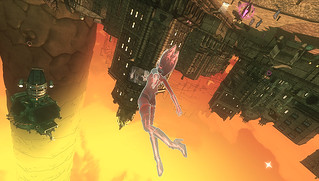Gravity Rush for PS Vita | by PlayStation.Blog
