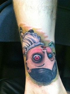 richard's Mark Ryden tat - May 5 2012 | by mchessher