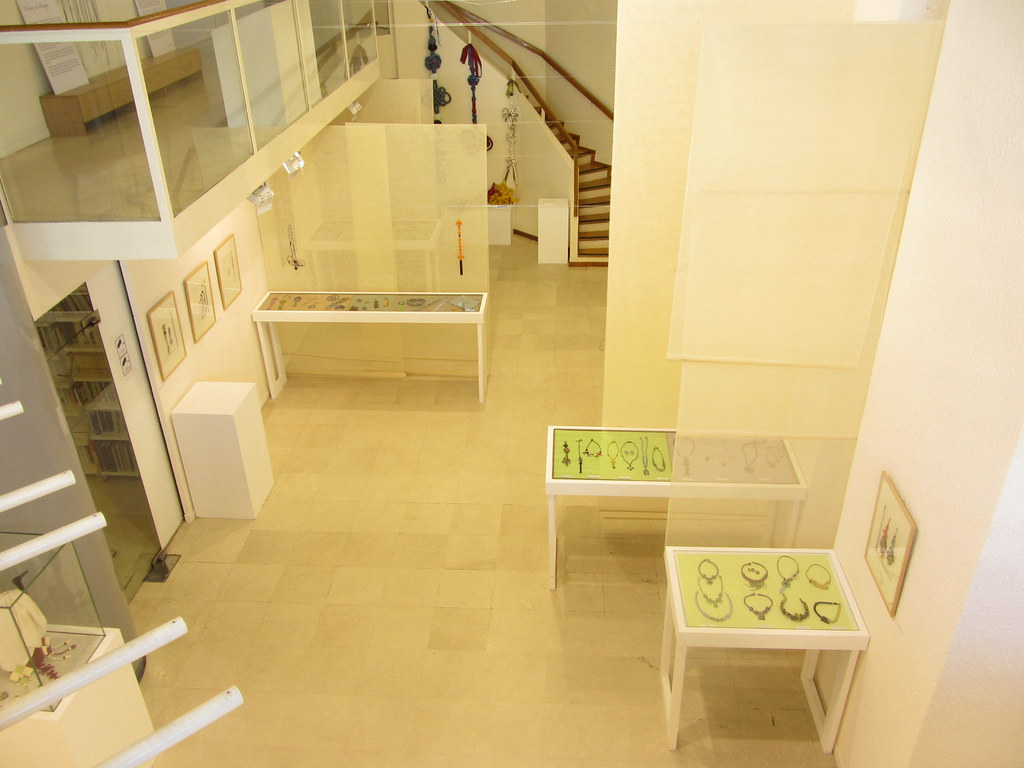 maedup l 39 art du noeud cor en centre culturel cor en paris flickr. Black Bedroom Furniture Sets. Home Design Ideas