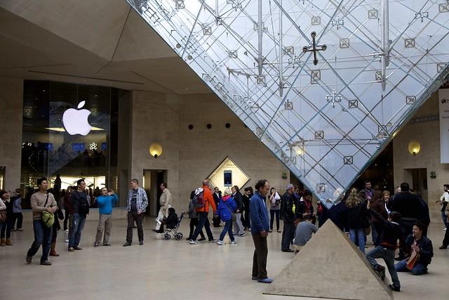 Apple Store Carrousel Du Louvre Flickr Photo Sharing