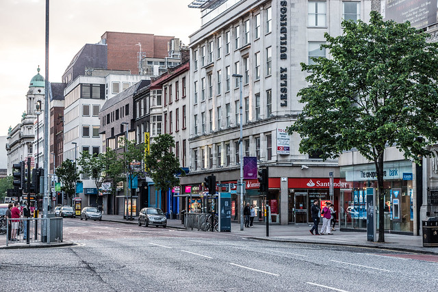 Streets Of Belfast North Donegall Square Flickr