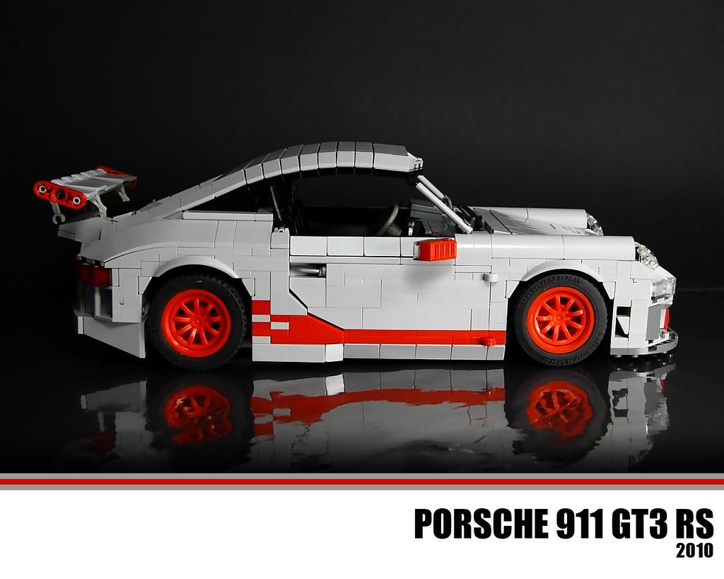 lego porsche 911 gt3 rs the porsche 911 gt3 is a higher pe flickr. Black Bedroom Furniture Sets. Home Design Ideas