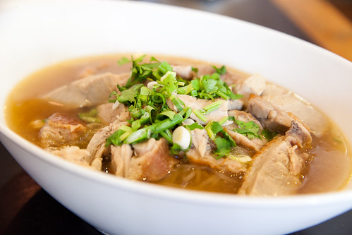 Duck Noodle Soup | by johnnywangphotography