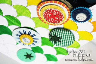 Its Anything But Healthy Layout Jennifer Priest for Tombow - Detail 2 | by jenniferppriest