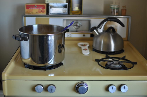 Andrea's stove | by Marisa | Food in Jars
