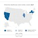 MAP: Pending Marriage and DOMA Cases