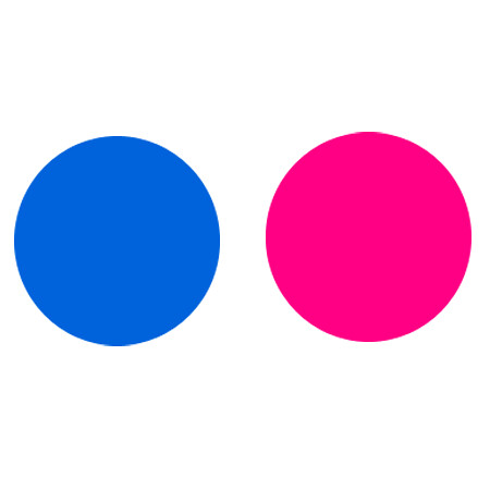 Red White And Blue >> flickr-logo-dots | Uploaded By: diTii.com Read more at www.d… | diTii Com | Flickr