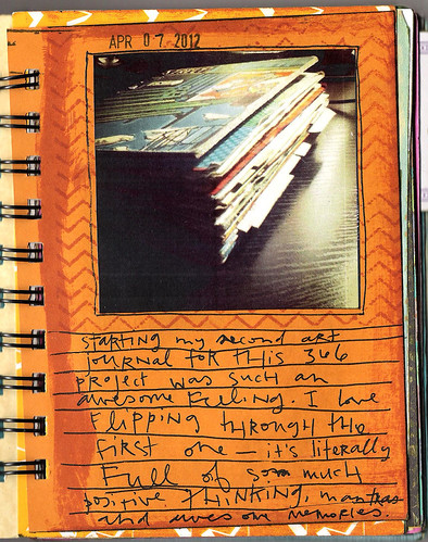 098/366 Art Journal Pages | by coreymarie♥com